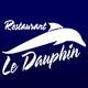 Le Dauphin Grau du Roi restaurant de poissons et fruits de mer avec terrasse