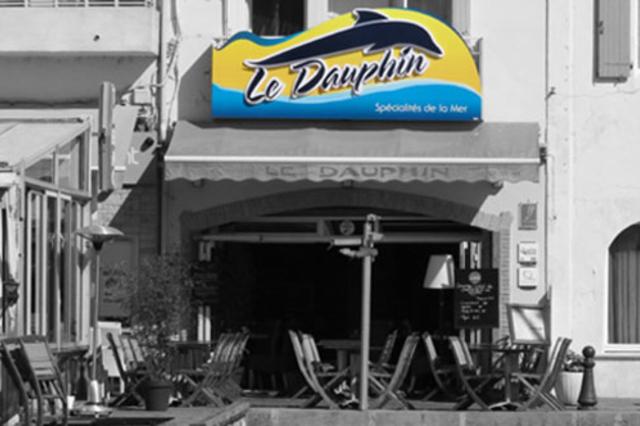 Le restaurant le Dauphin au Grau du Roi vous accueille à nouveau le 1er juin